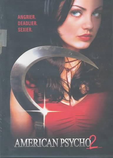 AMERICAN PSYCHO 2 BY KUNIS,MILA (DVD)